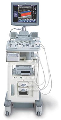 超音波診断装置(GE社製)